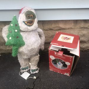 Christmas decorations for Sale in Kearny, NJ