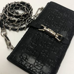 Gucci horsebit leather wallet on chain for Sale in San Diego, CA
