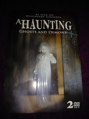 The Haunting 2 Disc Set in Tin Case 2008 for Sale in Apache Junction, AZ