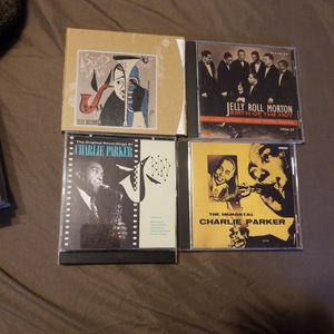 Charlie Parker Cds for Sale in Cleveland, OH