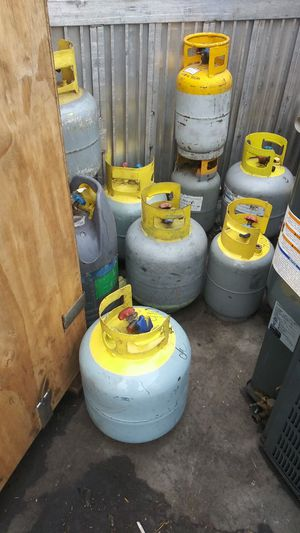 50 lb recovery tanks for Sale in Glendale, AZ