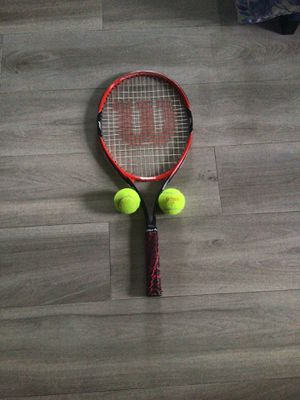 Wilson youth tennis racket for Sale in Miami, FL