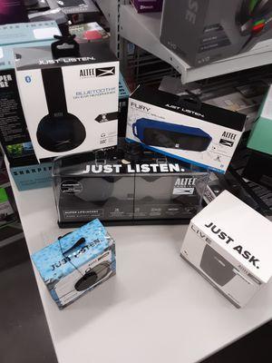 Altec Lansing Bluetooth audio equipment for Sale in Las Vegas, NV