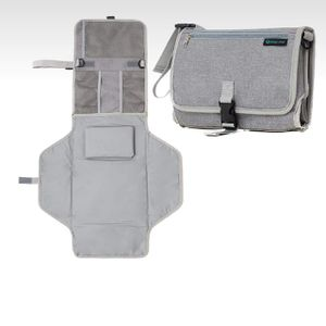 Portable Diaper Changing Pad and Clutch for Baby and Infant. Change Table Cover with Wipeable Mat. for Sale in Atlanta, GA