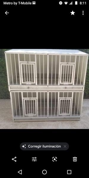 Jaula de aluminio para palomas for Sale in Miami, FL
