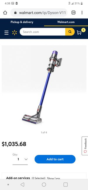 Dyson v11 cordless vaccum for Sale in Montclair, CA