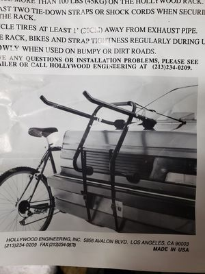 Old school bike rack. Still works great. for Sale in San Francisco, CA