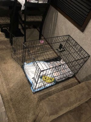 Dog cage for Sale in Plano, TX