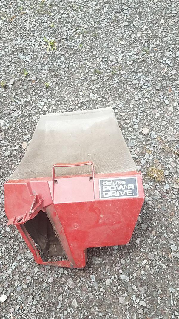bagger for Toro push mower