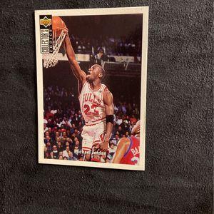 1994 Upper Deck Micheal Jordan Card #240 for Sale in Norwalk, OH