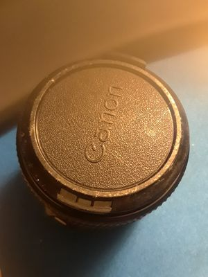 Canon camera lense for Sale in Grand Prairie, TX