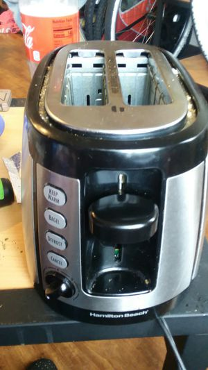 HAMILTON BEACH: *SMALL-ELECTRICAL KITCHEN-TOASTER for Sale in Denver, CO