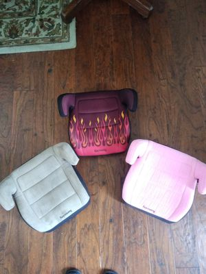 Harmony Booster Seat (3 avail lot) for Sale in Plano, TX