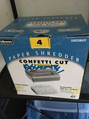 Small Shredder for Sale in Midlothian, VA