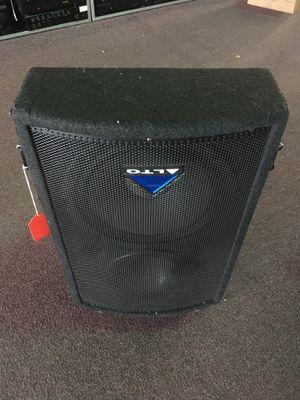Alto pro audio monitor on wheels Elvis 12MA speaker BCP004134 for Sale in Huntington Beach, CA