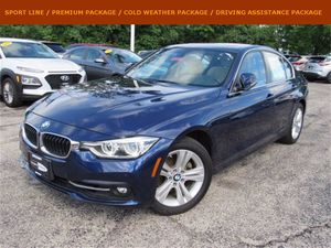 2017 BMW 3 Series for Sale in Highland Park, IL