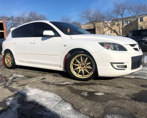 2009 MAZDA MAZDASPEED MAZDASPEED3 *WHITE PEARL*NICE!!! for Sale in Chicago, IL