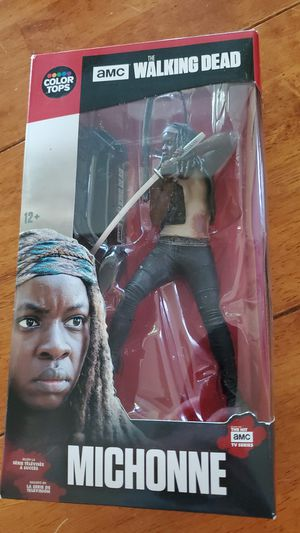 Mcfarlane Toys - Michonne #2 for Sale in Kankakee, IL
