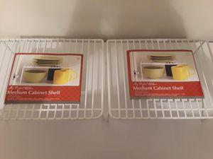 2 Kitchen Cabinet Shelves/Racks - Includes Both for Sale in Prospect Park, PA