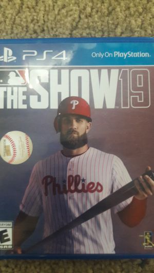 MLB: The Show '19 (PS4) for Sale in Avondale, AZ