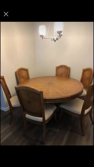 Solid wood table for Sale in Clayton, NC
