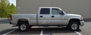 2006 GMC SIERRA 2500HD CREW CAB 4X4 SLT for Sale in Germantown, MD