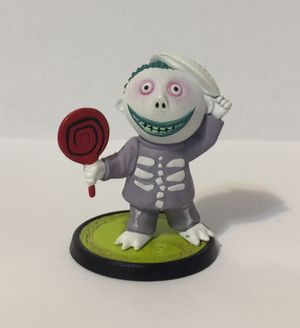 """Nightmare Before Christmas Barrell 2.25"""" Figure for Sale in Molalla, OR"""