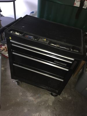 Craftsman tool box for Sale in Kissimmee, FL