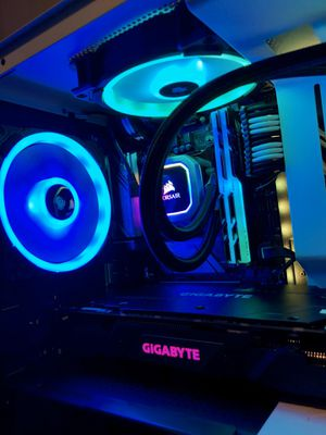 Intel i7 8700K Custom Gaming Computer for Sale in Plano, TX