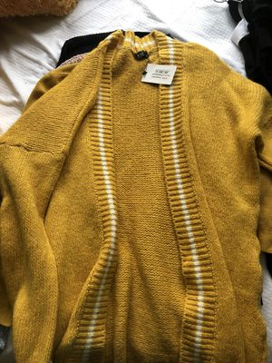 sweater cardigan for Sale in North Haven, CT