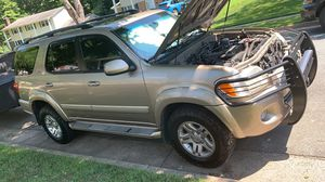 2006 Toyota Sequoia limited for Sale in Springfield, VA