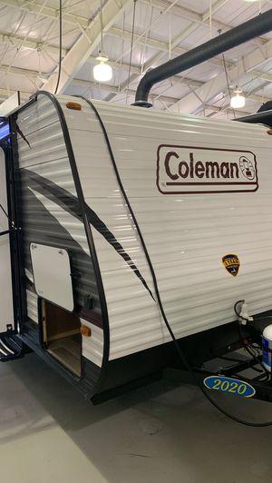 2020 Coleman Lantern 17FQ (bunk house travel trailer) for Sale in Manassas, VA