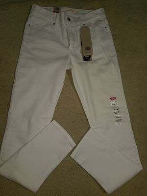 White Women Levi Jean's size 28x30 for Sale in Renton, WA