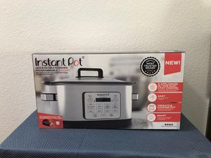 Instant Pot 6 Quart for Sale in Irving, TX