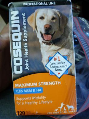 Meds for adult dogs for Sale in San Jose, CA