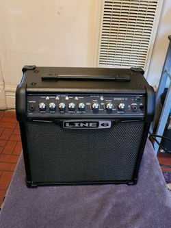 LINE 6 SPIDER IV 15 GUITAR COMBO AMPLIFIER 15 WATTS for Sale in Chicago,  IL