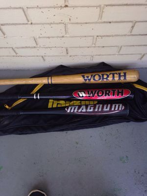 Youth baseball bats for Sale in Tampa, FL