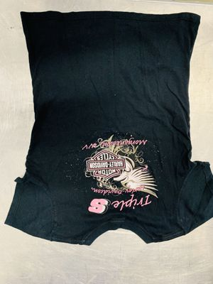 Harley Davidson woman's tops medium & large for Sale in Wheeling, WV