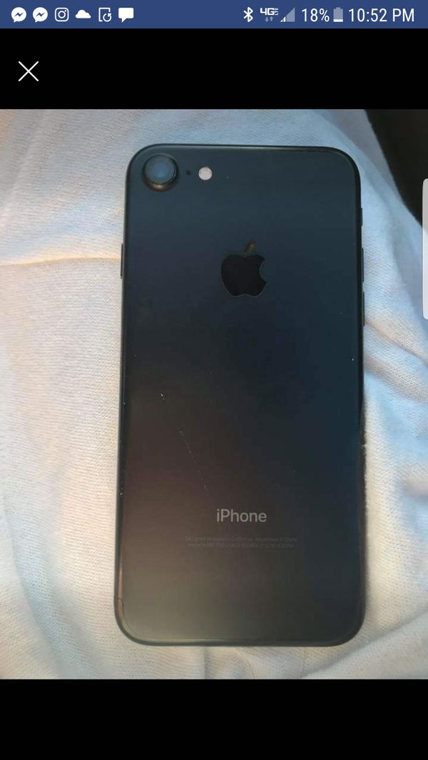 IPhone 7(unlocked)