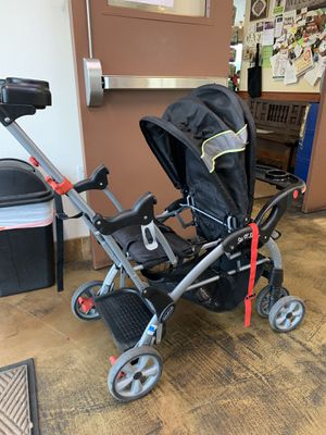 Baby Trend sit and stand stroller for Sale in Gladstone, OR