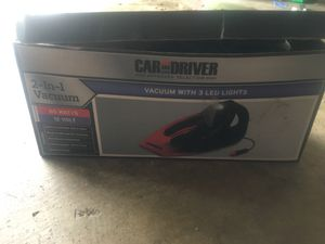 Car vacuum with 3 LED lights for Sale in Berkeley, CA