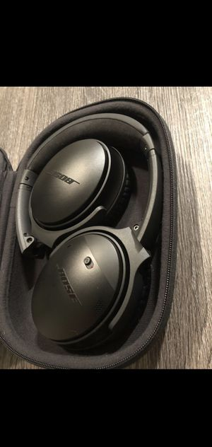 Bose QC35 Wireless Headphones Noise Cancelling for Sale in Oxford, MS