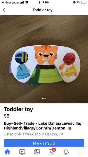 Baby toy for Sale in Denton, TX