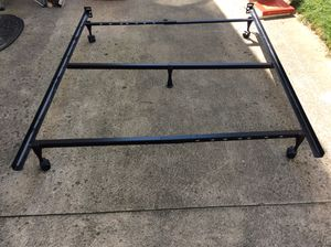 Full size bed frame for Sale in Fort Wayne, IN