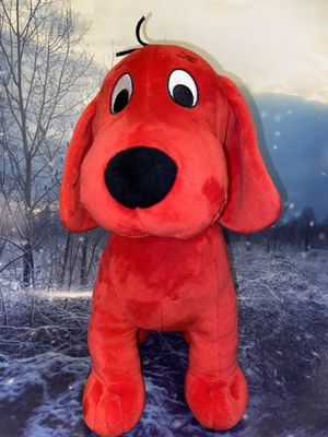 "Clifford Big Red Dog 14"" Plush for Sale in Long Beach, CA"