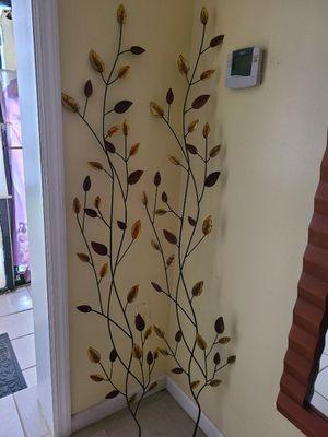 Metal leaf wall decor for Sale in Fairfax, VA