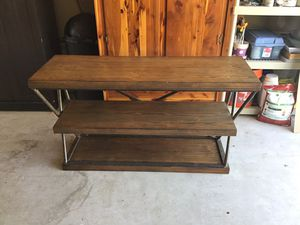 Sofa table/TV Stand for Sale in Chesterfield, NJ