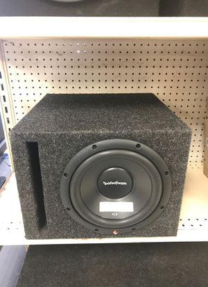 Rockford fosgate R.2 subwoofers for Sale in Austin, TX