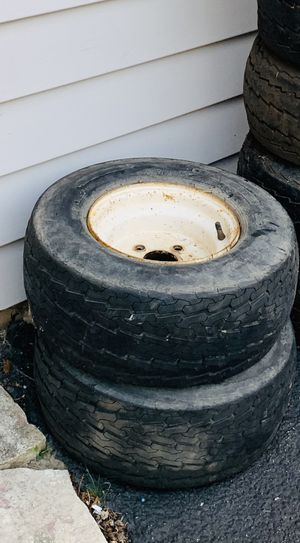 Pop up camper/ golf cart tires for Sale in Addison, IL