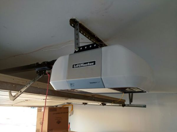 New Liftmaster 8355 Garage Door Opener Installed For Sale